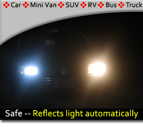 Auto Eyes - Temporary Headlight